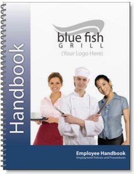 Restaurant training manual templates.