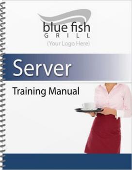 restaurant training manuals
